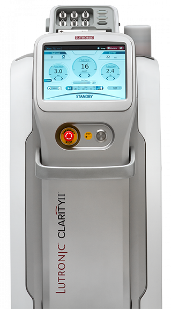 NUU Clinic Clarity II Laser